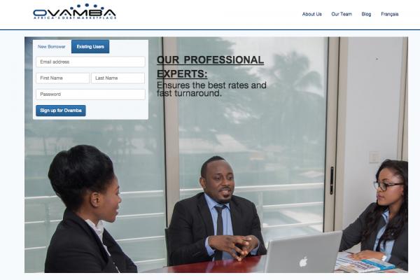 Ovamba Apoya a las Pymes Africanas a través de su Plataforma de Crowdlending