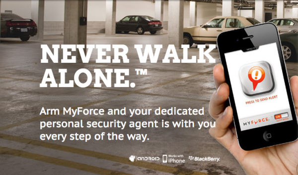 MyForce tu Dispositivo de Seguridad Personal en Crowdfunder, Equity Crowdfunding desde 5000 $