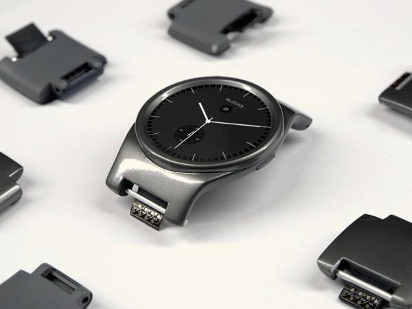 Blocks, Un Smartwatch Modulable que Podrás Configurar como Quieras Recauda Cerca de 1 Millón de dólares en Kickstarter