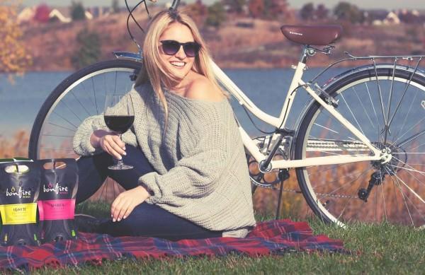 Bonfire Wines, un Innovador Sistema de Envasado Flexible de Vino Busca Inversión en CircleUp