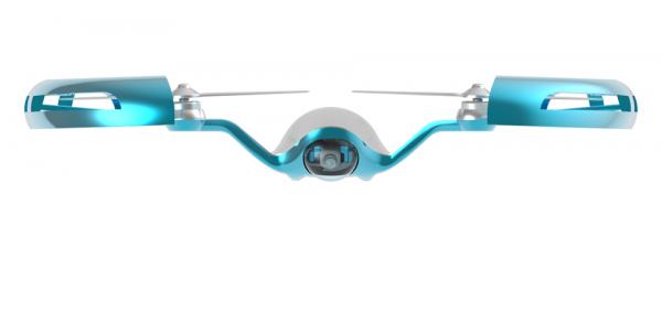 Flybi un Dron con Gafas de Realidad Virtual que te Permitirá Experimentar Volar en Primera Persona