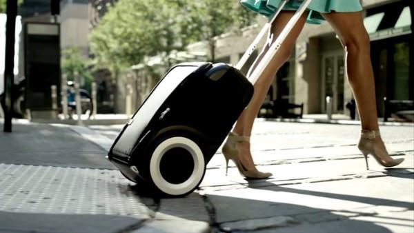 G-Ro, Increíble Maleta de Viaje Innovadora que Supera los 800.000 $ de Financiación en Kickstarter