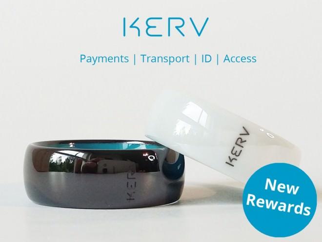 El Anillo Kerv Un Sistema de Pago Innovador se Financia en Kickstarter