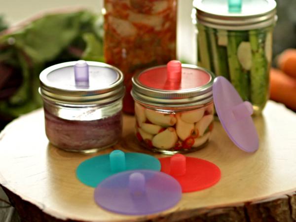 Pickle Pipe, el Sistema Perfecto de Fermentación para tus Alimentos que es un Éxito en Kickstarter