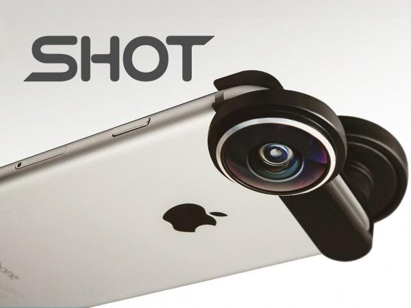 Shot el Proyecto Español en Kickstarter con el que Podrás Hacer Fotos de Realidad Virtual con tu Iphone