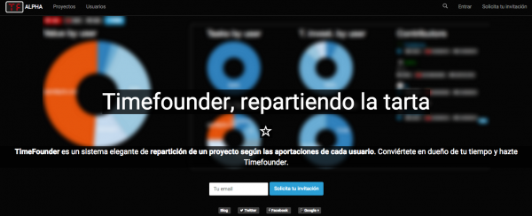 Timefounder App para Financiar tu Startup con Tiempo