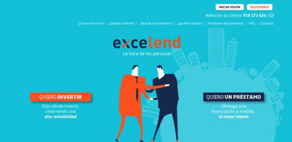 Excelend, Startup Española de P2P Reactiva la Economía Participativa