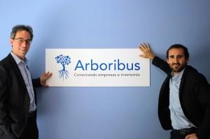 Carles Escolano y Josep Nebot, socios fundadores de Arboribus