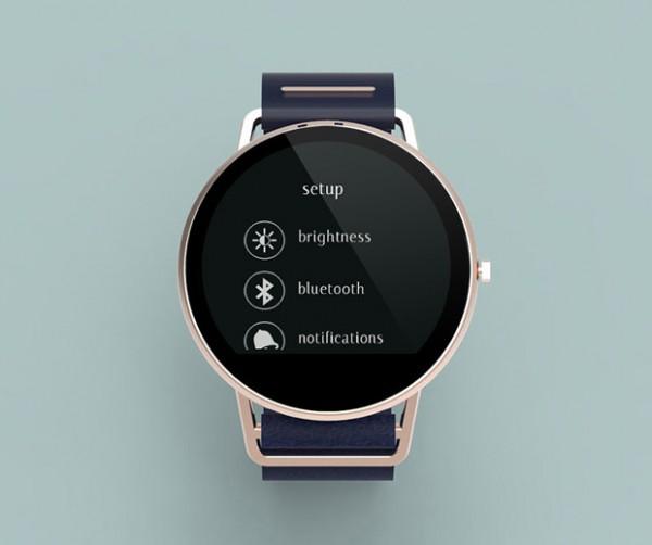 Shammane, Smartwatch de Diseño en Indiegogo