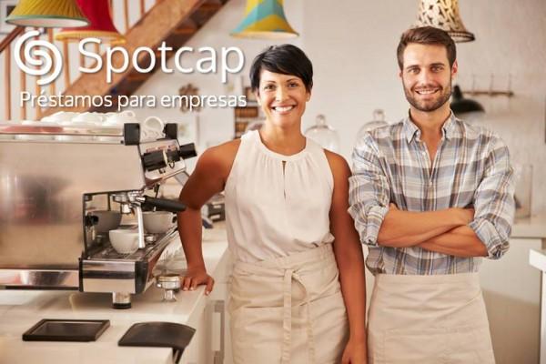 Spotcap Plataforma de Créditos Online para Empresas