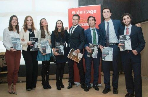 Talentage, Emprender con la Fundación Cruzcampo