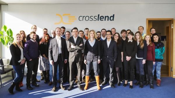 Crosslend Primera Plataforma Global de Préstamos entre Particulares de Europa