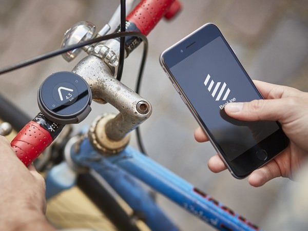BeeLine, un Navegador Inteligente para Bicicletas te da Valiosa Información en tus Trayectos Éxito en Kickstarter