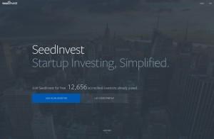 seedinvest_landing_screenshot