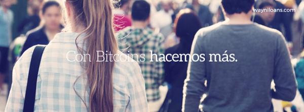 Wayniloans Comunidad de Préstamos en Bitcoin de Latinoamérica