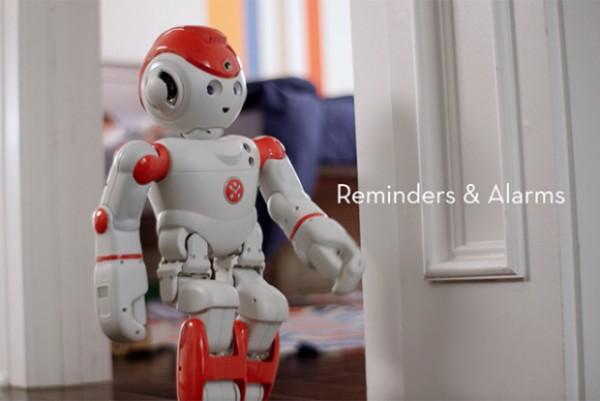 Alpha 2 Innovador Robot Humanoide Doméstico en Indiegogo