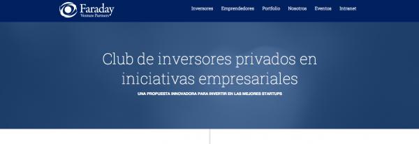 Faraday Venture Partners Invierte en Proyectos Escalables