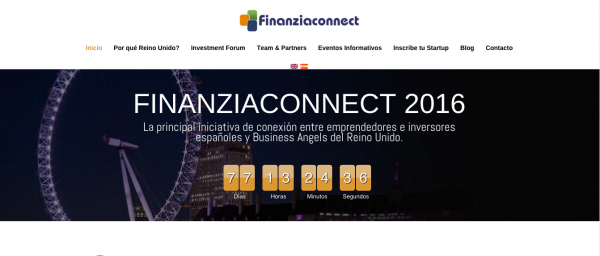 Finanziaconnect Conecta con Business Angels Británicos
