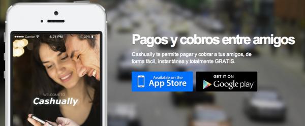 """Realiza tus """"Friendly Payments"""" con la App Cashually"""