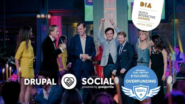 GoalGorilla Software Social para Empresas en Symbid