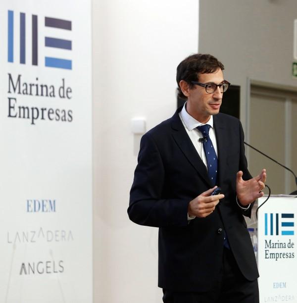 Jaime Esteban Director General de Angels Capital