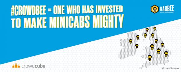 Kabbee App de Reserva de Minicabs para Londres en Crowdcube