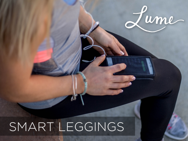 Lume Innovando Leggins Éxito en Kickstarter