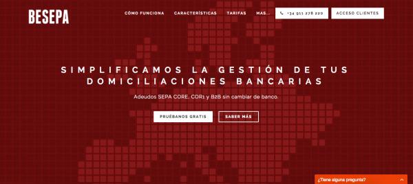 Besepa, Simplifica los Procesos Bancarios de Empresas