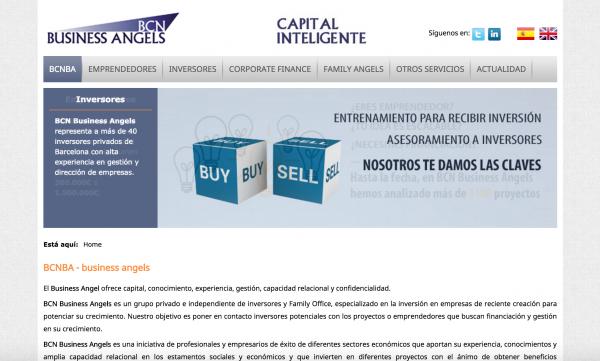 BCN Business Angels Inversión de Referencia en Barcelona