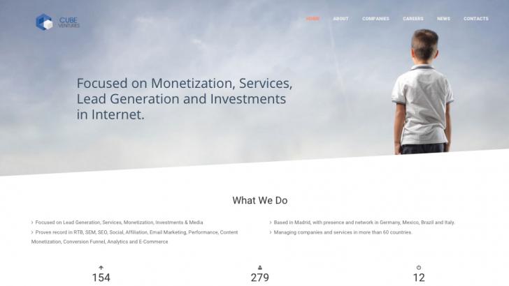 Cube Investments Líder Europeo del Emprendimiento