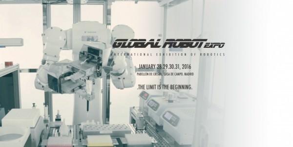 Sadako Technologies y su Robot Ganadores en Global Robot Expo
