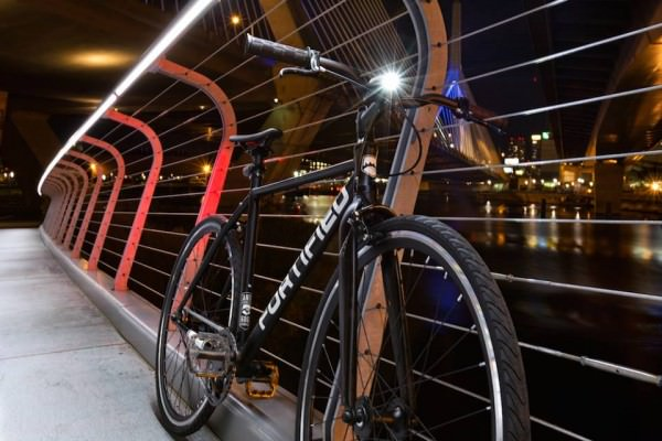 Invincible, Bicicleta Urbana a Prueba de Ladrones en Kickstarter