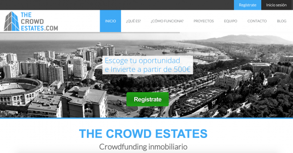 La Latina en The Crowd Estates Oportunidad de Inversión desde 500 €