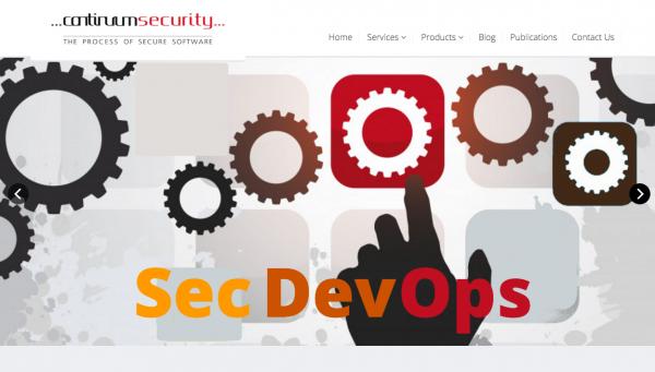 Continuum Security, Seguridad Integrada para tus Aplicaciones