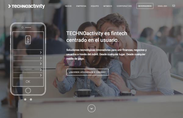 TECHNOactivity, Unir Finanzas, Negocios y Usuarios a través del Móvil