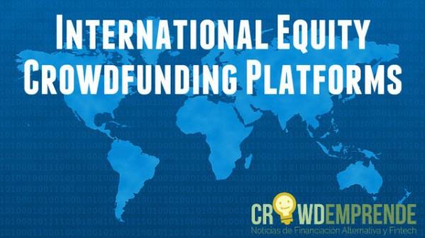 Directorio Internacional de Plataformas de Equity Crowdfunding
