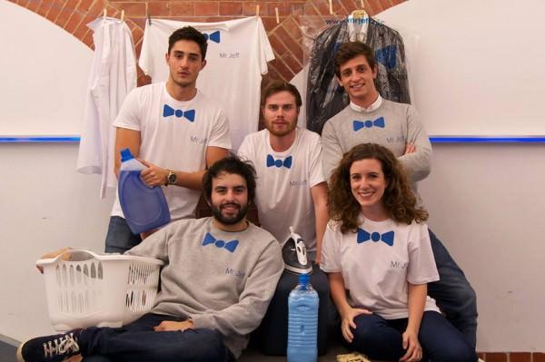 Mr Jeff, Lavandería y Tintorería Online en Crowdcube España