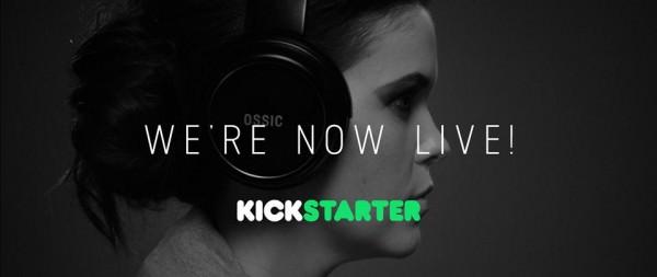 OSSIC X, Auriculares con Audio Inmersivo 3D en Kickstarter