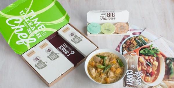 SimplyCook, Reinventando la Cocina Casera en Crowdcube UK