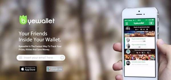 Byewallet, App para Hacer Pagos de Forma Inteligente