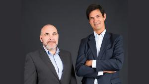 Jorge Bustos y Paulino de Evan, Co-fundadores de Finanzarel