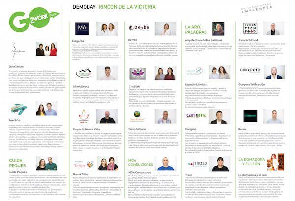 DemoDay Espacio Coworking EOI Rincón de la Victoria para Potenciar la Innovación