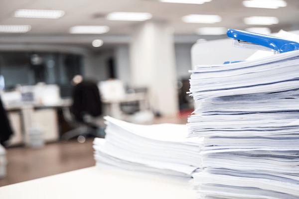 Destrucción de documentación confidencial de forma segura