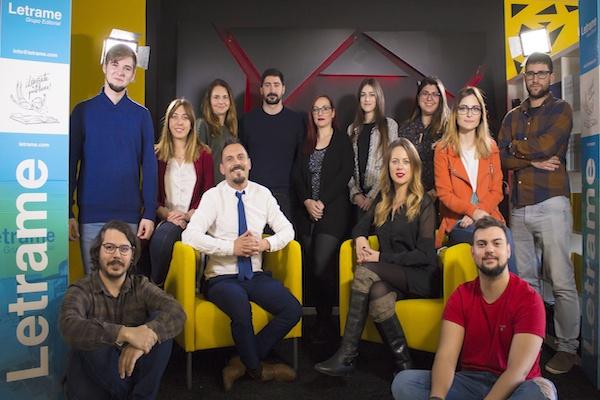 Letrame Editorial alcanza el centenar de programas con su iniciativa pionera, Letraconversa