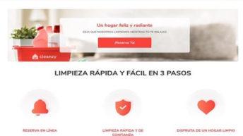 Cleanzy lanza su plataforma de servicios de limpieza para el hogar en Madrid