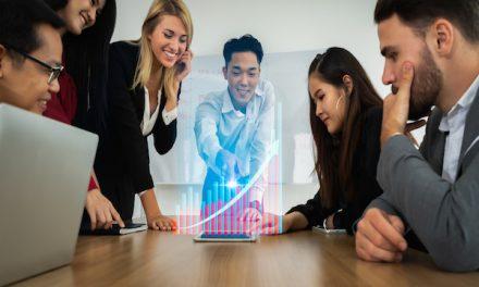 Usar hologramas en eventos