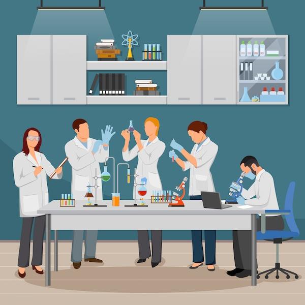 Cómo realizar una correcta limpieza de un laboratorio
