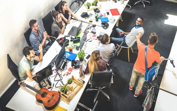 La innovación y los espacios coworking: impulso para tu empresa