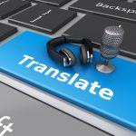 Servicio de traducción en España