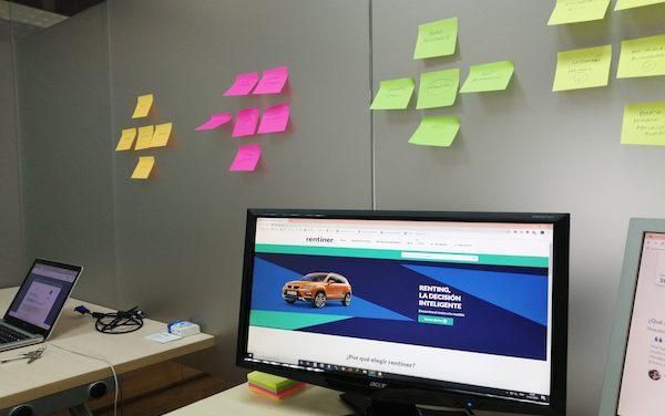 Rentiner se lanza al mercado del renting de vehículos